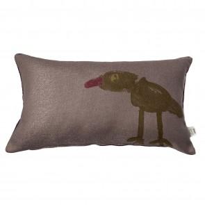 Kussen Bobbie Bird Pink 30/50 cm