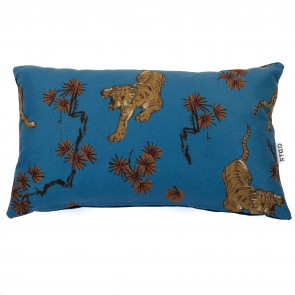 Pillow Tiger Blue 30/50 cm
