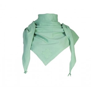 Scarf Suze Granite Green