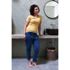 T shirt Sofie Misted Yellow