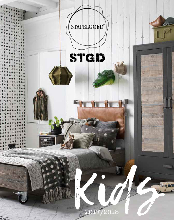 Brochure - Kids - Stapelgoed - 2016